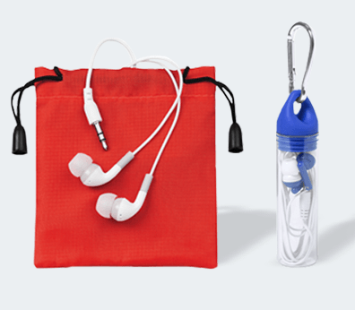 Earphones Customised with your design