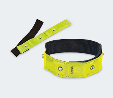 Reflective Armband Customised with your design