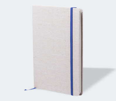 Cotton Cover Notebook