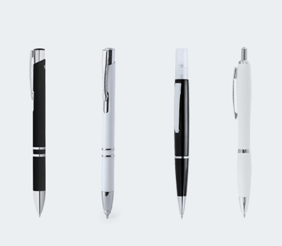 Antibacterial Pen Customised with your design