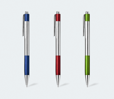 Stainless Steel Pen Customised with your design