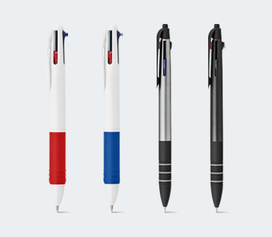 Multicolor Pen Customised with your design