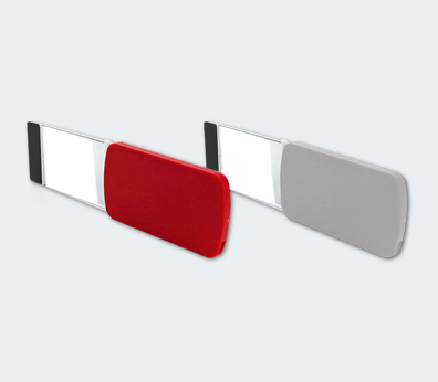 Mirror With Nail File