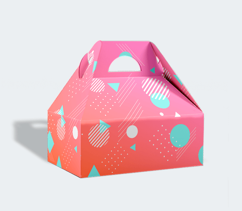 Box With Handle