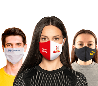 Custom Reusable Face Masks - Buy at the best price