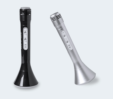Microphone With Speaker