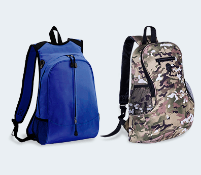 Backpack With Water Bottle Pocket