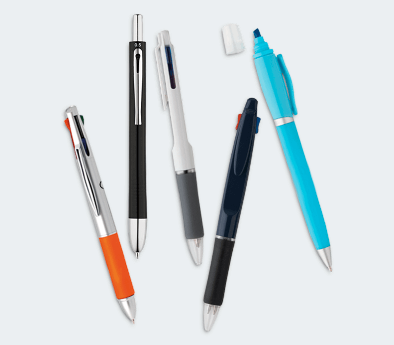 Stylo multifonction
