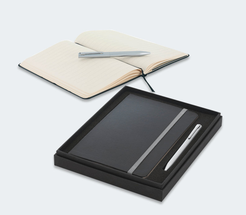 Notebook and Pen Sets